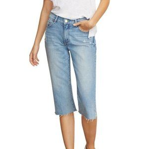 Denim Habitual Cropped Distressed Jeans (NWT)